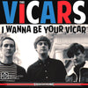 Vicars- I Wanna Be Your Vicar CD ~BILLY CHILDISH!