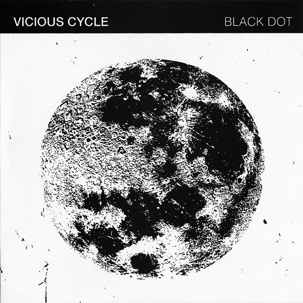 "Vicious Cycle- Black Dot 10"" ~LTD TO 300! - Ptrash - Dead Beat Records"