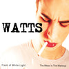 "Watts- Flash Of White Light 7"" ~WILDHEARTS / RARE WHITE WAX!"