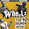 Wheelz- Top 10 Super Hits LP ~RARE NEON ORANGE WAX LTD TO 100!