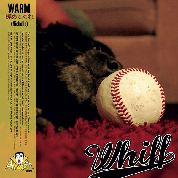 "Whiff- Warm 7"" ~MARKED MEN / EX NIGHT BIRDS!"