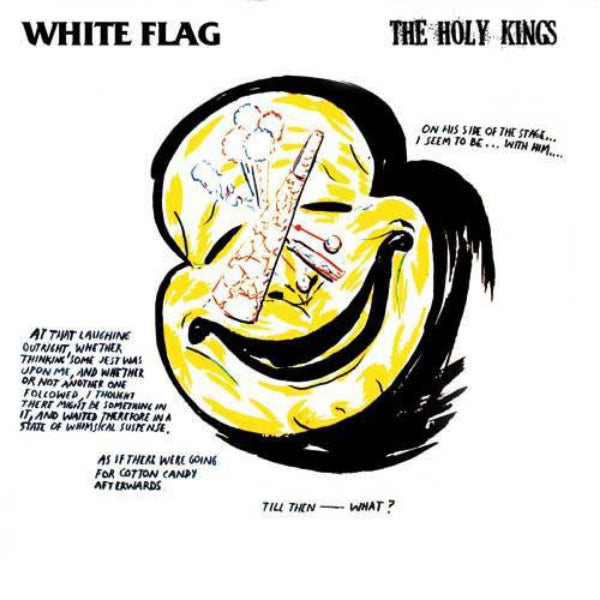 "White Flag/Holy Kings- Split 7"" ~GATEFOLD JACKET! - Wanda - Dead Beat Records"