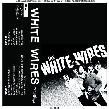 The White Wires- II CS ~100 PRESSED! - Hosehead - Dead Beat Records