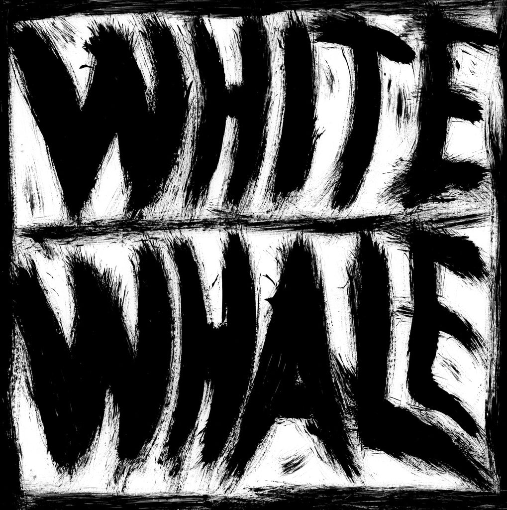 "White Whale- S/T 7"" - Pale Whale - Dead Beat Records"