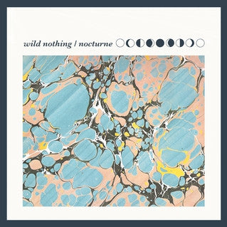 Wild Nothing- Nocturne LP ~DIE CUT COVERS! - Captured Tracks - Dead Beat Records