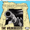 Wildebeests- Gnus Of The Gnavarone LP ~EX POP RIVETS / MILKSHAKES!