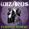Wizards- Purple Magic LP ~RARE PURPLE WAX!