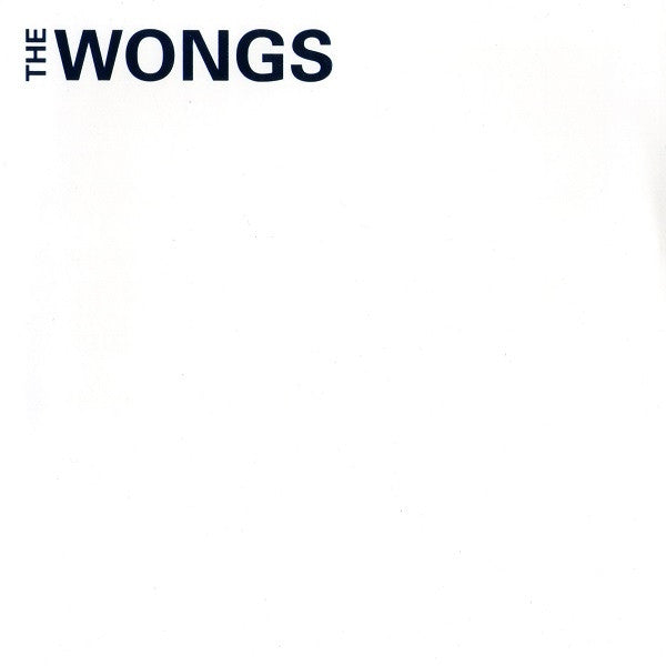 "WONGS- 'Nothign To Me' 7"" ~LTD TO 250!! - May Cause Dizziness - Dead Beat Records"