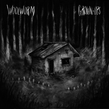 "Woolworm/Grown-Ups - Split 7"" ~300 PRESSED! - Debt Offensive - Dead Beat Records"