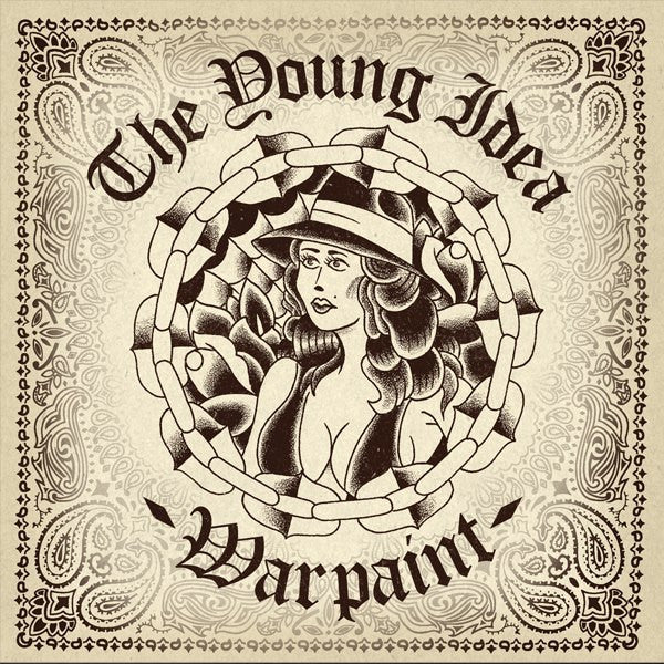 "The Young Idea- Warpaint 7"" ~300 PRESSED! - Chapter 11 - Dead Beat Records"