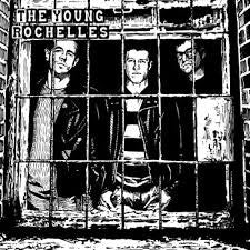 "The Young Rochelles- Cannibal Island 7"" ~WHITE WAX LTD TO 100! - Jolly Ronnie - Dead Beat Records"