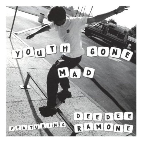 YOUTH GONE MAD featuring DEE DEE RAMONE- S/T CD - Trend Is Dead - Dead Beat Records