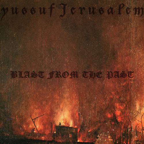 Yussuf Jerusalem- Blast From The Past LP - Floridas Dying - Dead Beat Records