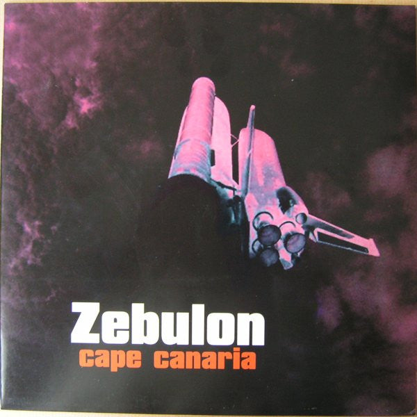 "Zebulon- Cape Canaria 10"" - People Like You - Dead Beat Records"