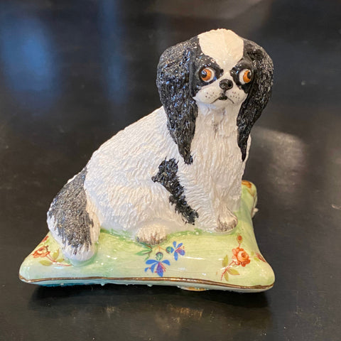 Basil Mathews Dog Figurine
