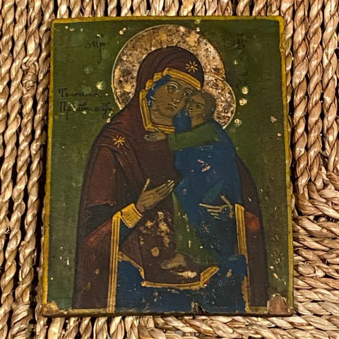 Late 18thc Russian Icon