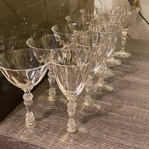 Cordial Glasses, Set of 12