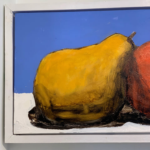 Oil on Canvas Painting of Fruit by Tim Shanley
