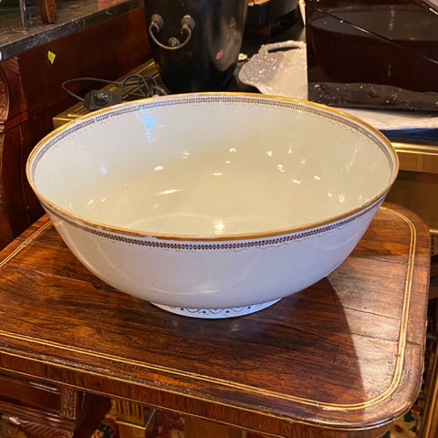 Chinese Export Large Bowl