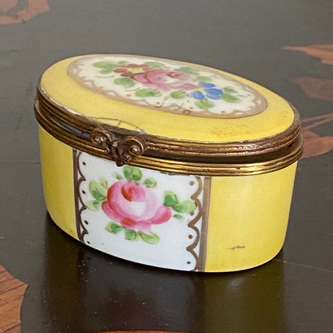 Meisen Small Floral Box