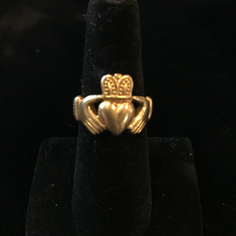 14k Callaghda Ring