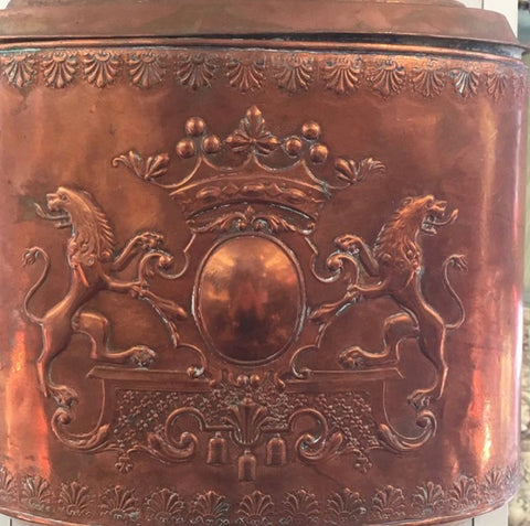 Turkish Copper Lavabo