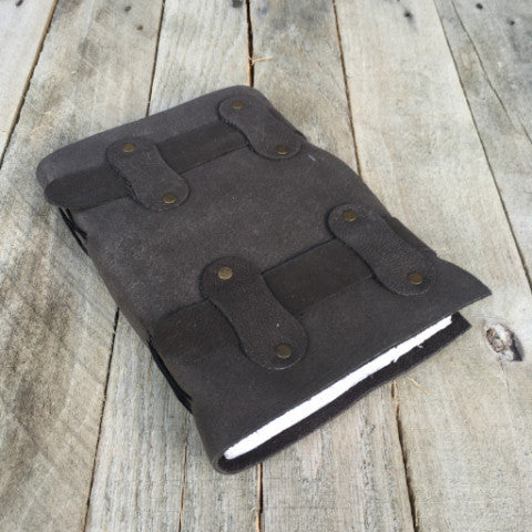 Double Strap Journal