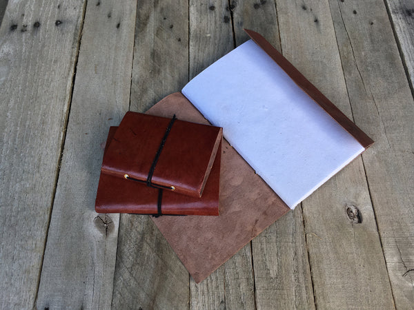 Vora Leather Journal