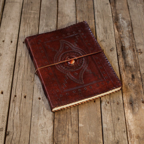 X/Large Leather Journal