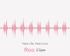 Roo Giveaway - Redeem Your Baby's Heartbeat Art