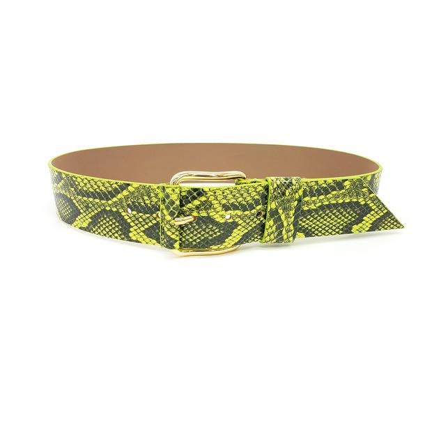 B-Low The Belt Ivy Wide Hendrix Belt