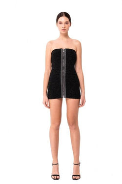 Jessica Bara Tatja Mini Bodycon Dress