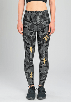 Active Fit Influence Camo Legging