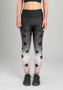 Active Fit Infinity Ombre Stars Legging