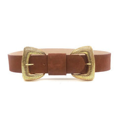 B-Low The Belt Pharaoh Double Suede Waist Belt