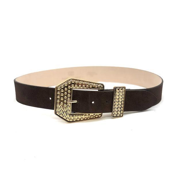 B-Low The Belt Alexis Suede Waist Belt