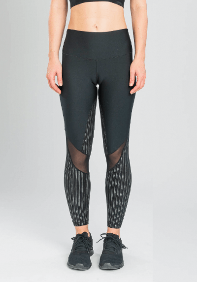 Active Fit Insignia Mesh Leggings