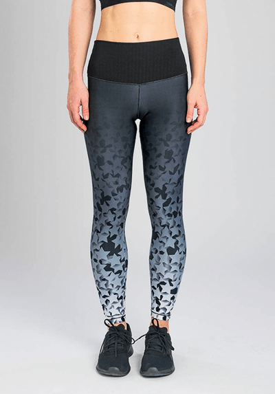 Active Fit Metallic Stars Leggings