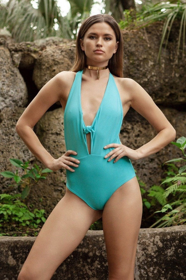 Cioccolato Khloe One Piece Swimsuit