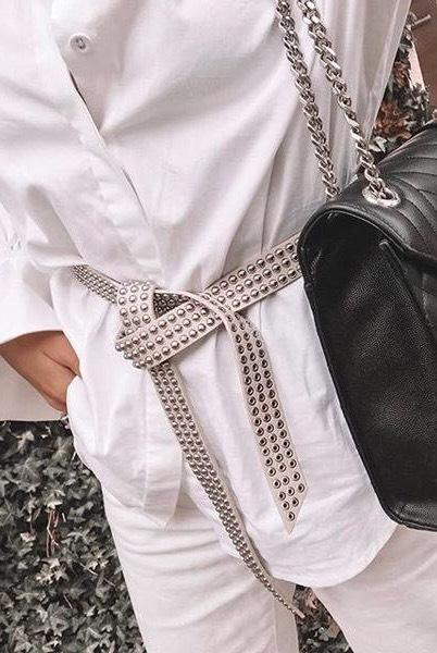 B-Low the Belt Bondi Studded Belt