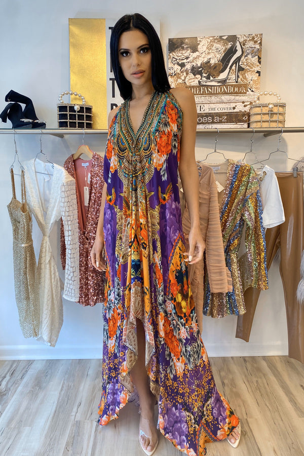 Shahida Parides 3 Ways to Wear Maxi Dress
