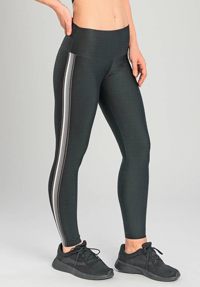 Active Fit Lyne Black Leggings