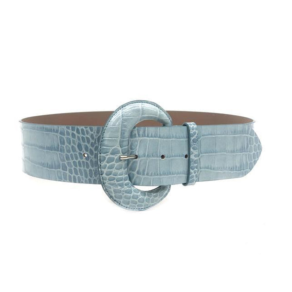B-Low The Belt Maura Crocodile Belt