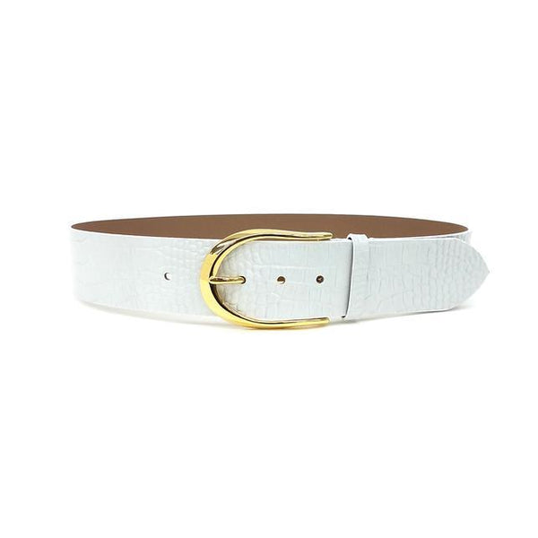B-Low The Belt Erin Waist Croco Belt