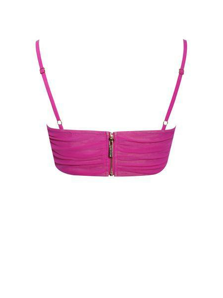 Jessica Bara Antonia Two Piece Hot Pink Set