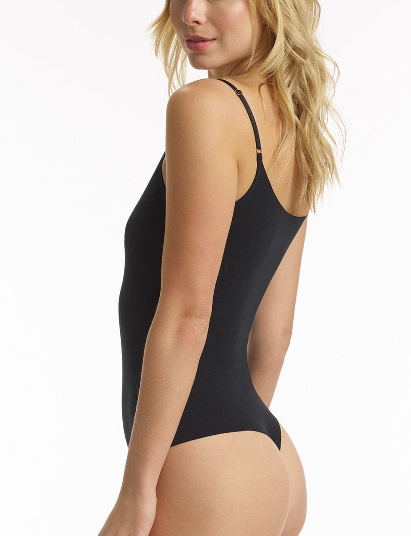 Commando Essential Cotton Underpinning Bodysuit