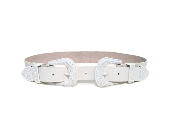 B-Low The Belt Bri Bri Solid Color Buckle Belt
