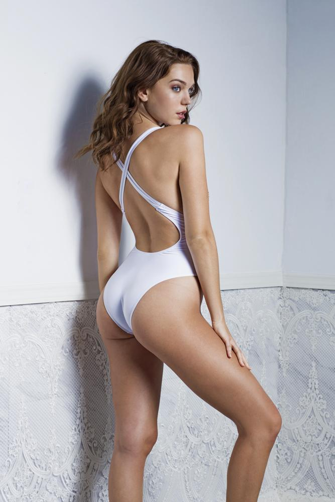 Baccio Couture Alina One Piece Swimwear