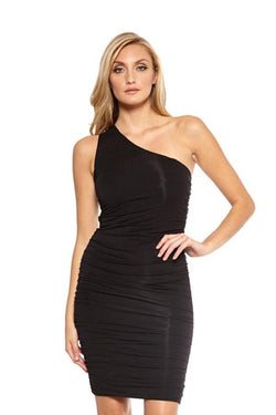 All Dresses - 724 Ruched Dress