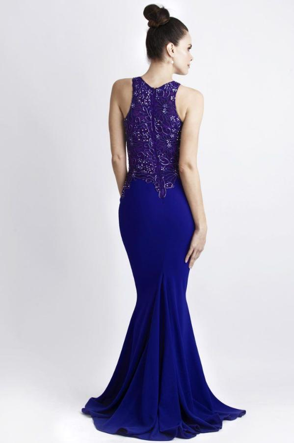 All Dresses - Baccio Couture Alitze Jersey Long